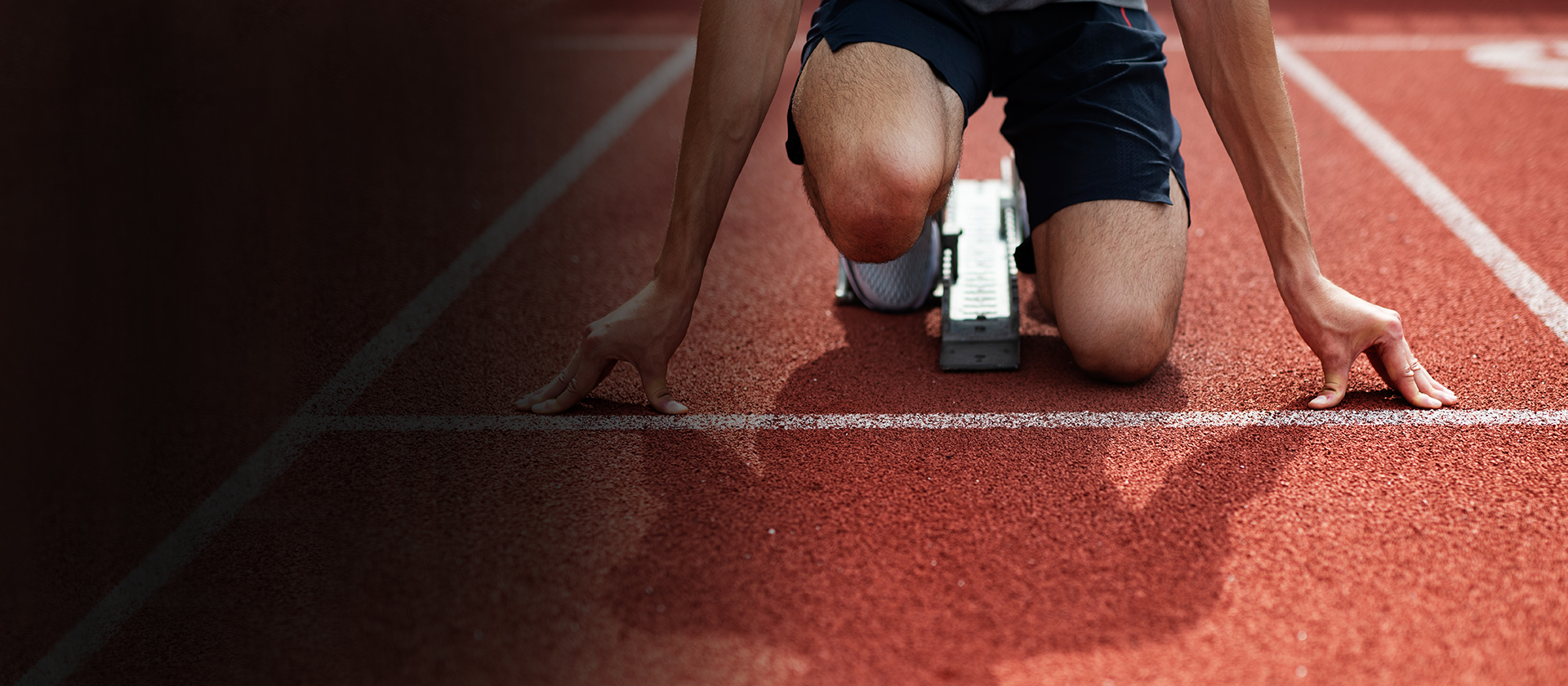 Chlorinated paraffins are used in plastic running tracks