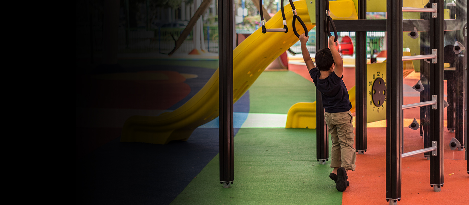 Chlorinated paraffins are found in elevated levels (µg/g range) in playground tiles